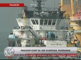 Removal of USS Guardian delayed anew