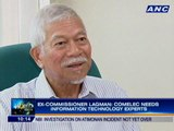 Kontra Daya slams new appointment of Comelec's Jose Tolentino