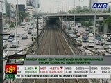 MMDA bent on removing bus terminals from EDSA to ease traffic
