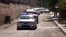 ABD Avrupa Kuvvetleri Komutan Yardımcısı Korgeneral Stephen Twitty sınırda incelemede yaptı
