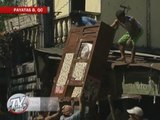 Tension erupts in Payatas demolition