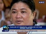 Semirara landslide victims' kin appeals for aid