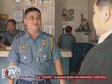 Cop insists that Erap hit him