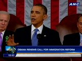 Obama pushes US Congress to work on gun control, immigration, economy