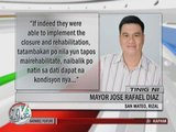 Residents complain of foul smell from Rizal landfill