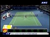 Djokovic breezes through 1st round in Dubai