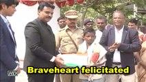 Braveheart felicitated