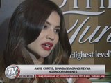 Is Anne Curtis ready to tie the knot?