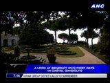 A look at Benedict XVI's first days in Castel Gandolfo