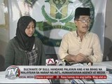 Sultanate of Sulu to free captives before media