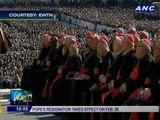 Pope Benedict XVI holds final general audience