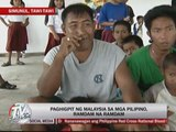 Pinoy evacuees await Sabah conflict to end
