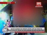 Cavite mayor accused of engaging boys in obscene game