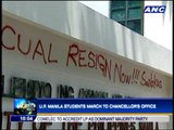 Outrage continues over UP Manila tuition policy