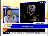 Robin Nievera performs songs from new album