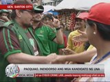 Pacquiao backs UNA bets in GenSan campaign