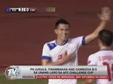 Azkals trounce Cambodia in AFC Challenge Cup