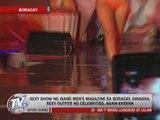 Empress struts stuff in Boracay bikini show