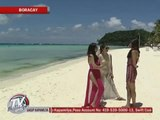 Anne holds concert in Boracay in a bikini