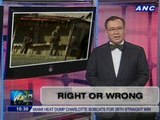 Teditorial: Right or Wrong
