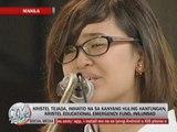 UP Manila student Kristel Tejada laid to rest