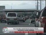 Motorists return to Manila after long break