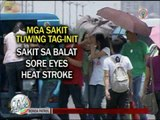 How intense heat affects your health