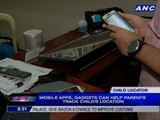 New gadgets helping parents to keep track of their children