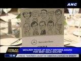 McIlroy picks up Best Male Golfer award
