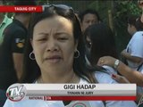 Taguig student killed by schoolmate laid to rest