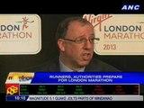 Runners, authorities  prepare for London Marathon