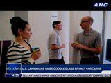 U.S. lawmakers raise Google Glass privacy concerns