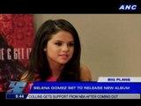 Selena Gomez set to release new album