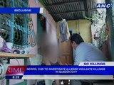 NCRPO, CHR to investigate alleged vigilante killings in Quezon City