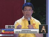 Harapan 2013: The Senatorial Debate - April 21