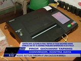 Kontra Daya: Glitches in final testing of PCOS machines show Comelec has yet to address problems experienced in 2010 polls