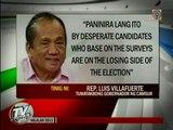 Kris Aquino denies 'vote-buying' claims