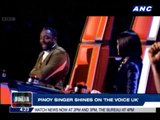 Meet the Filipino who made it to The Voice UK