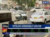 Some taxi companies to use GPS to locate passengers, vehicles