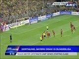 Dortmund, Bayern draw in Bundesliga