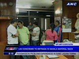 Lim concedes to Estrada in Manila mayoral race