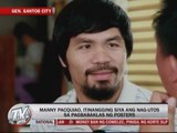 Pacquiao's supporters arrested in GenSan