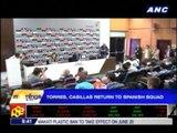 Torres, Casillas return to Spanish squad