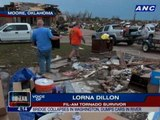 Fil-Am's house ravaged in tornado