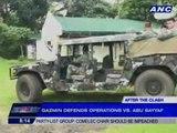 Aquino visits wake for7 slain marines