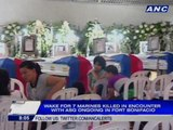 Wake for 7 marines killed in encounter with ASG ongoing
