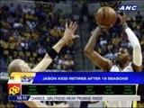 Jason Kidd retires after 19 seasons