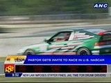 Pastor gets invite to race in US NASCAR