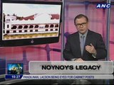 Teditorial: Noynoy's legacy
