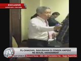 EXCL: PH diplomat in Canada accused of sexual harassment
